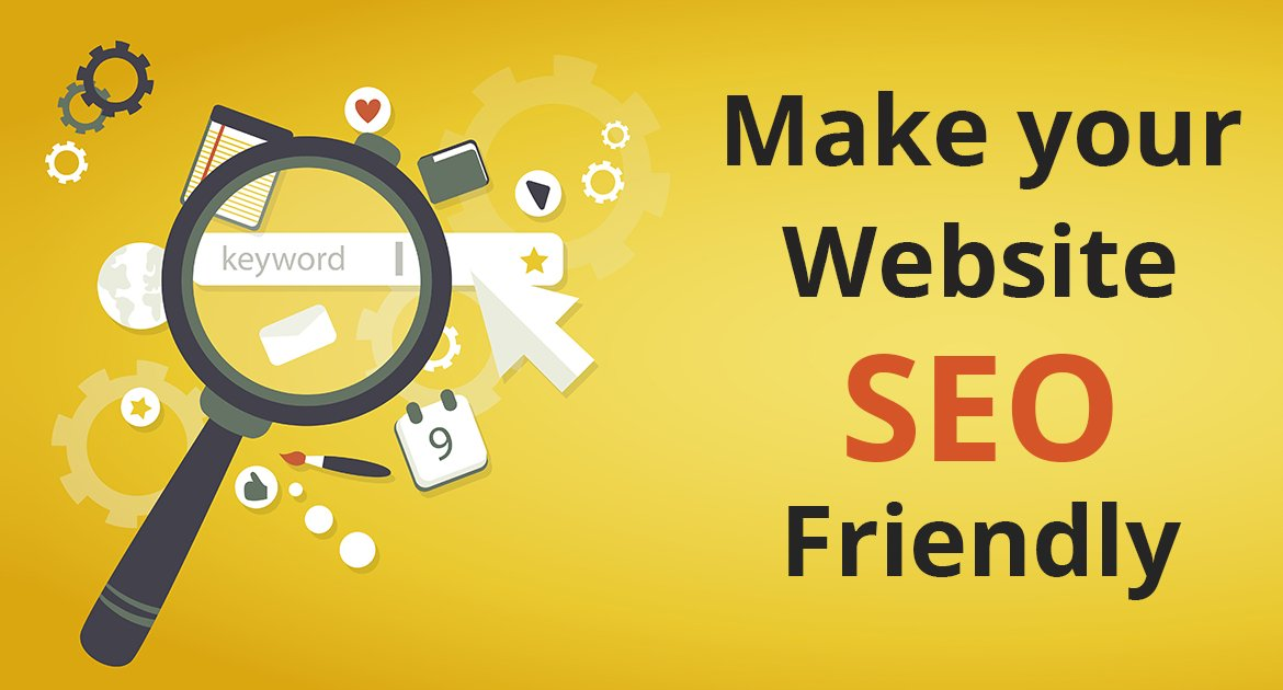 make seo friendly website