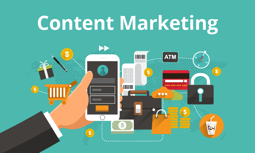content marketing for business